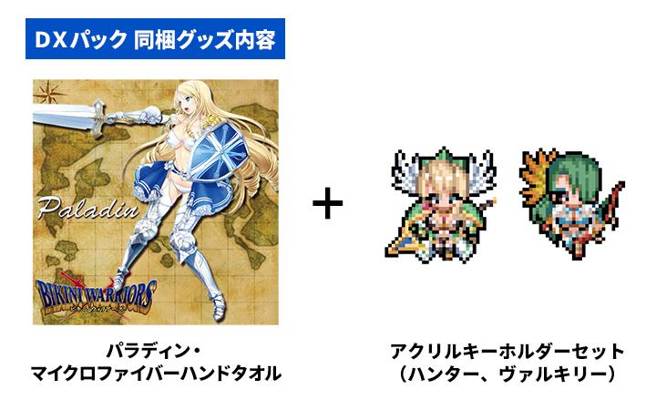 コミック ビキニ・ウォリアーズ 第1巻 DXパック