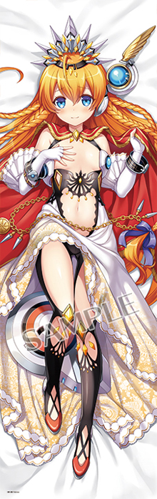 神姫PROJECT 抱き枕カバー ソル