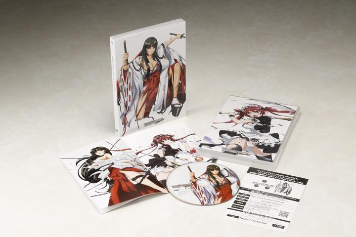 ヴァンキッシュド・クイーンズComplete[DVD]