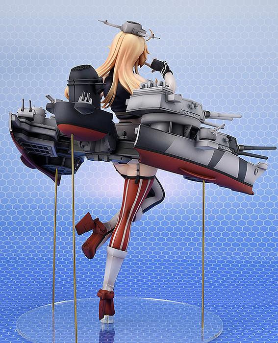 艦隊これくしょん -艦これ- Iowa(アイオワ)+ミリタリーワッペン付き