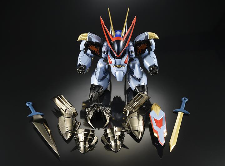 METAMOR-FORCE 魔神英雄伝ワタル 影輝鋼衣龍王丸