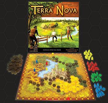 テラ・ノヴァ(TERRA NOVA)(日本語ルール付属)