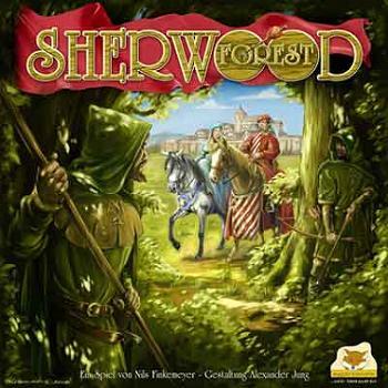 シャーウッドの森(SHERWOOD FOREST) (日本語ルール付属)