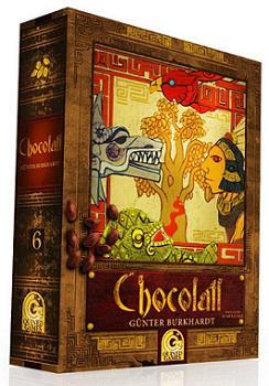 チョコラトル 日本語ルール付属