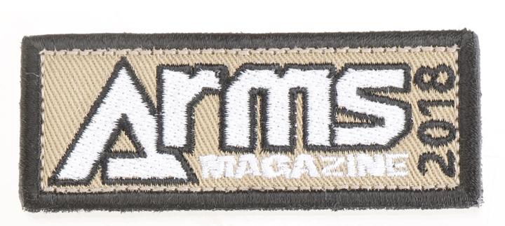 ARMSオリジナルパッチ2018