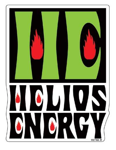 マグコレ ヘリオスエナジー ロゴ