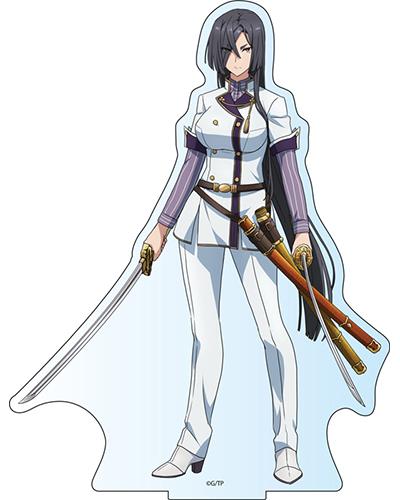 刀使ノ巫女 アクリルスタンド 折神紫