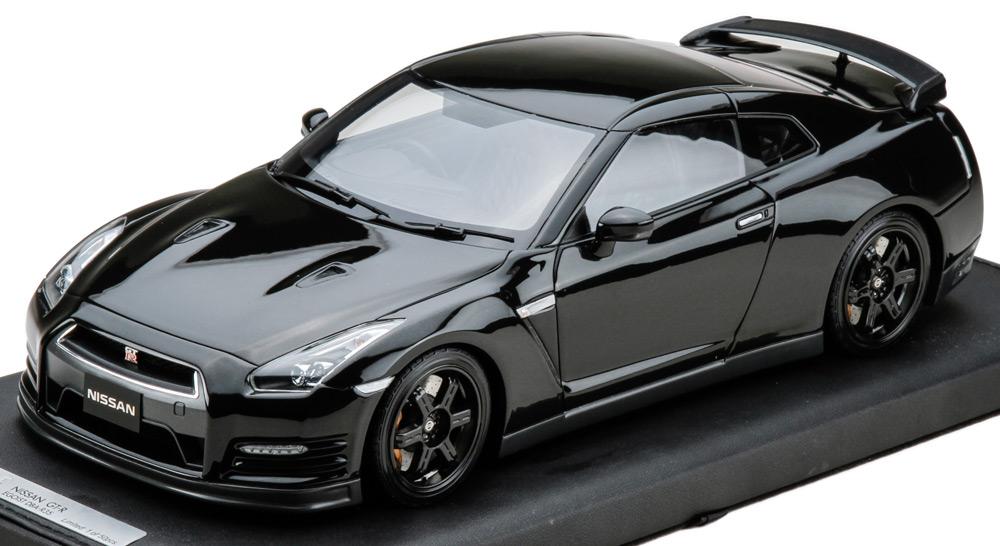 日産 GT-R R35 エゴイスト ブラック