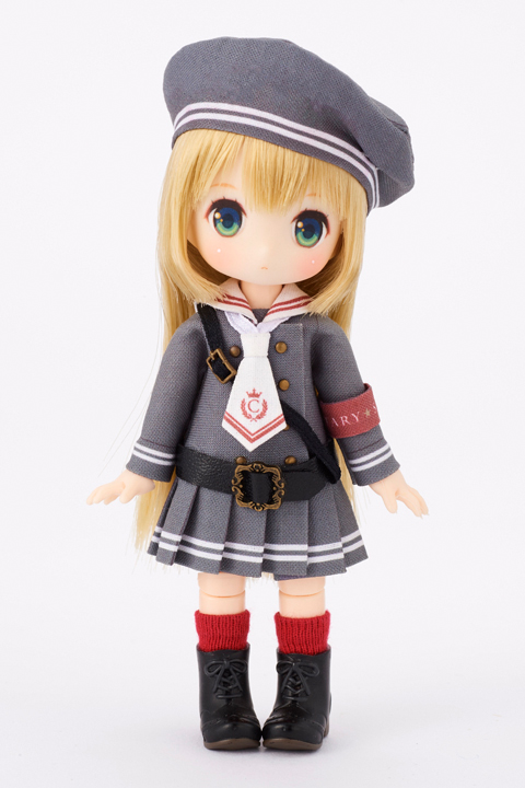 chuchu doll HINA「MILITARY SAILOR」
