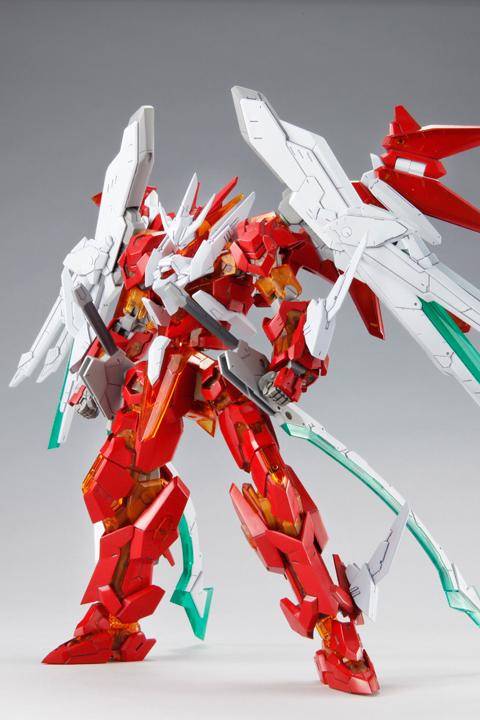 『フレームアームズ』LX-R01HJ レッドファルクス
