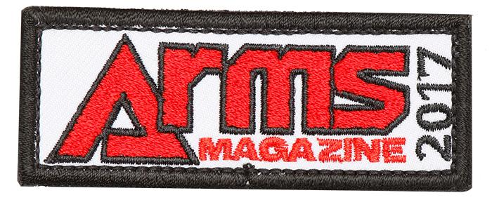 ARMSオリジナルパッチ2017【メール便発送】